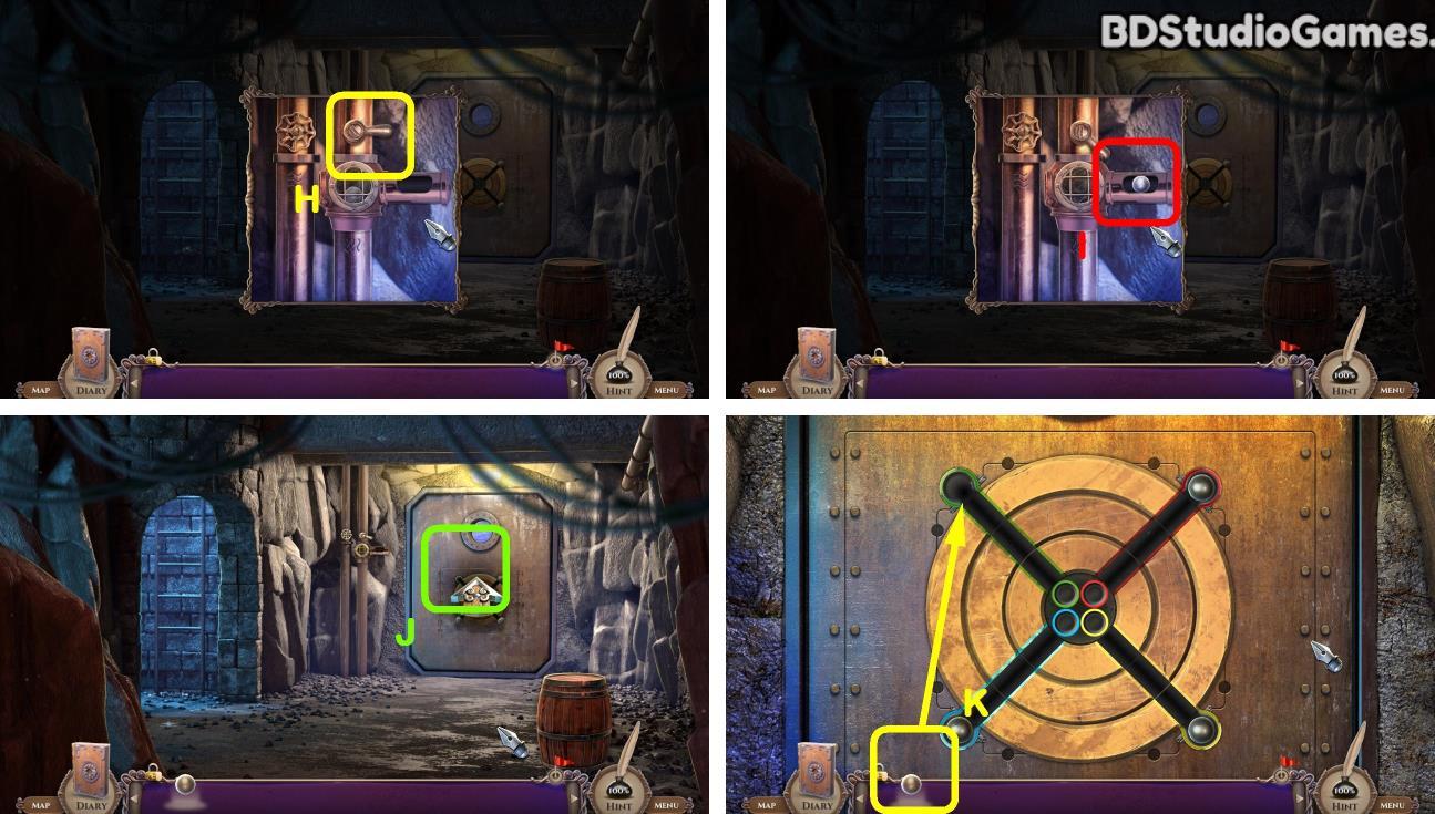 Dead Link: Pages Torn Walkthrough Screenshot 0130