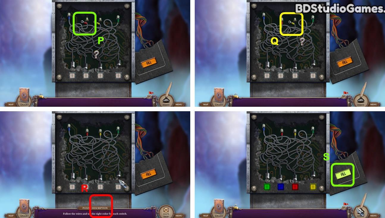 Dead Link: Pages Torn Walkthrough Screenshot 0132