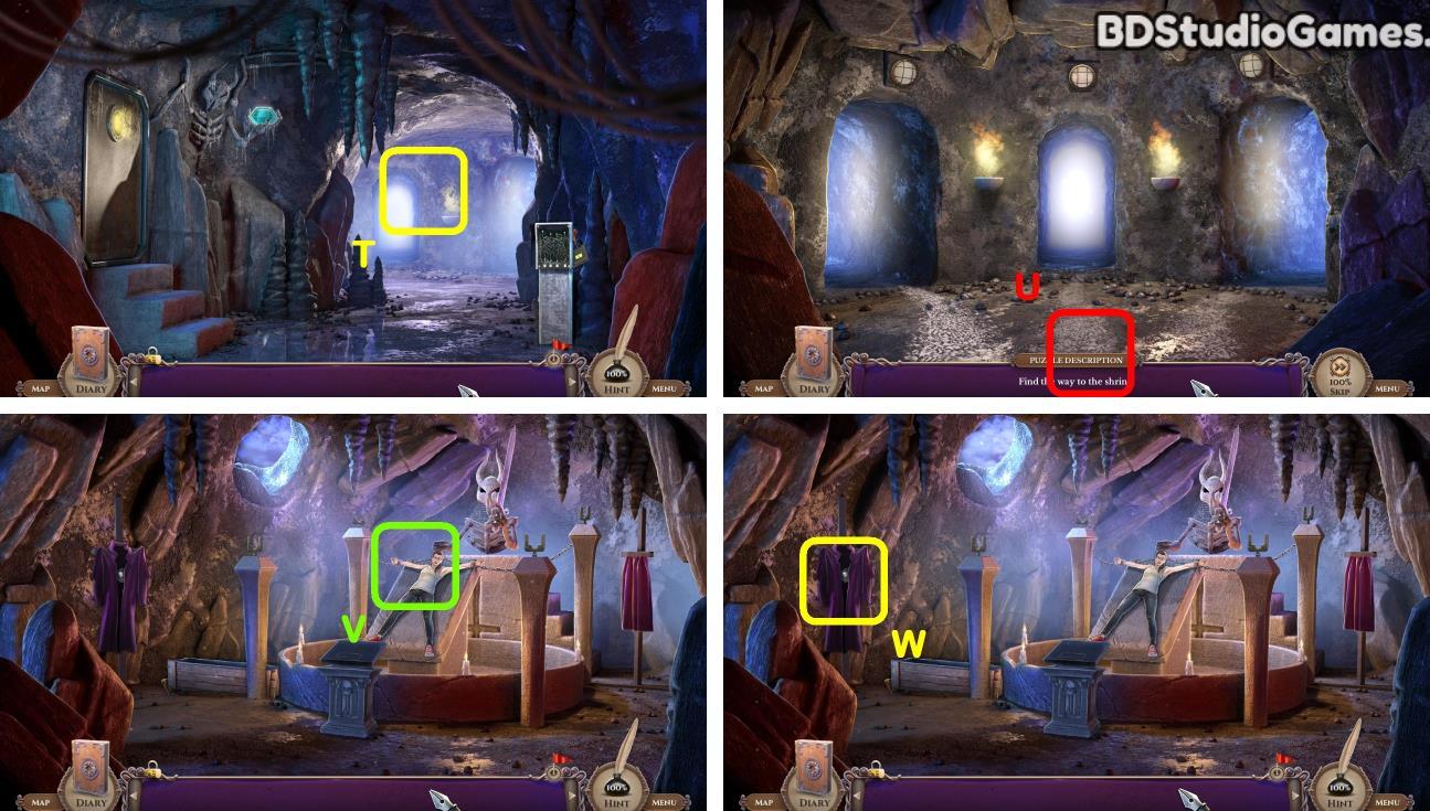 Dead Link: Pages Torn Walkthrough Screenshot 0133