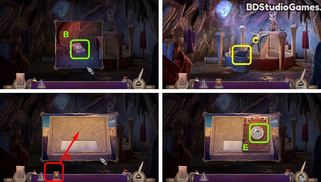 Dead Link: Pages Torn Walkthrough Screenshot 0135
