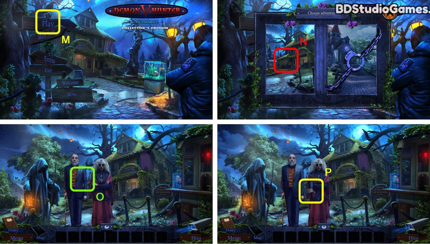 Demon Hunter 5: Ascendance Walkthrough Screenshot 0001