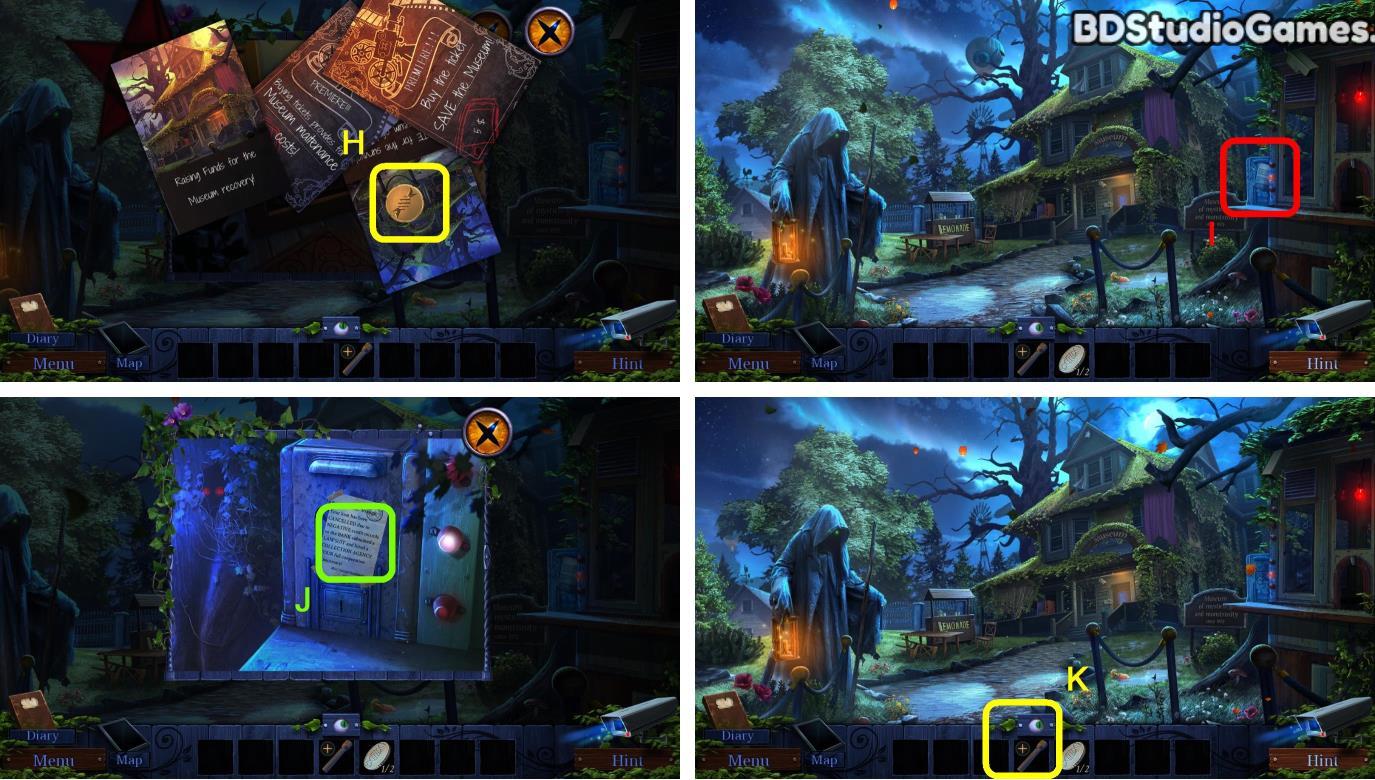 Demon Hunter 5: Ascendance Walkthrough Screenshot 0005