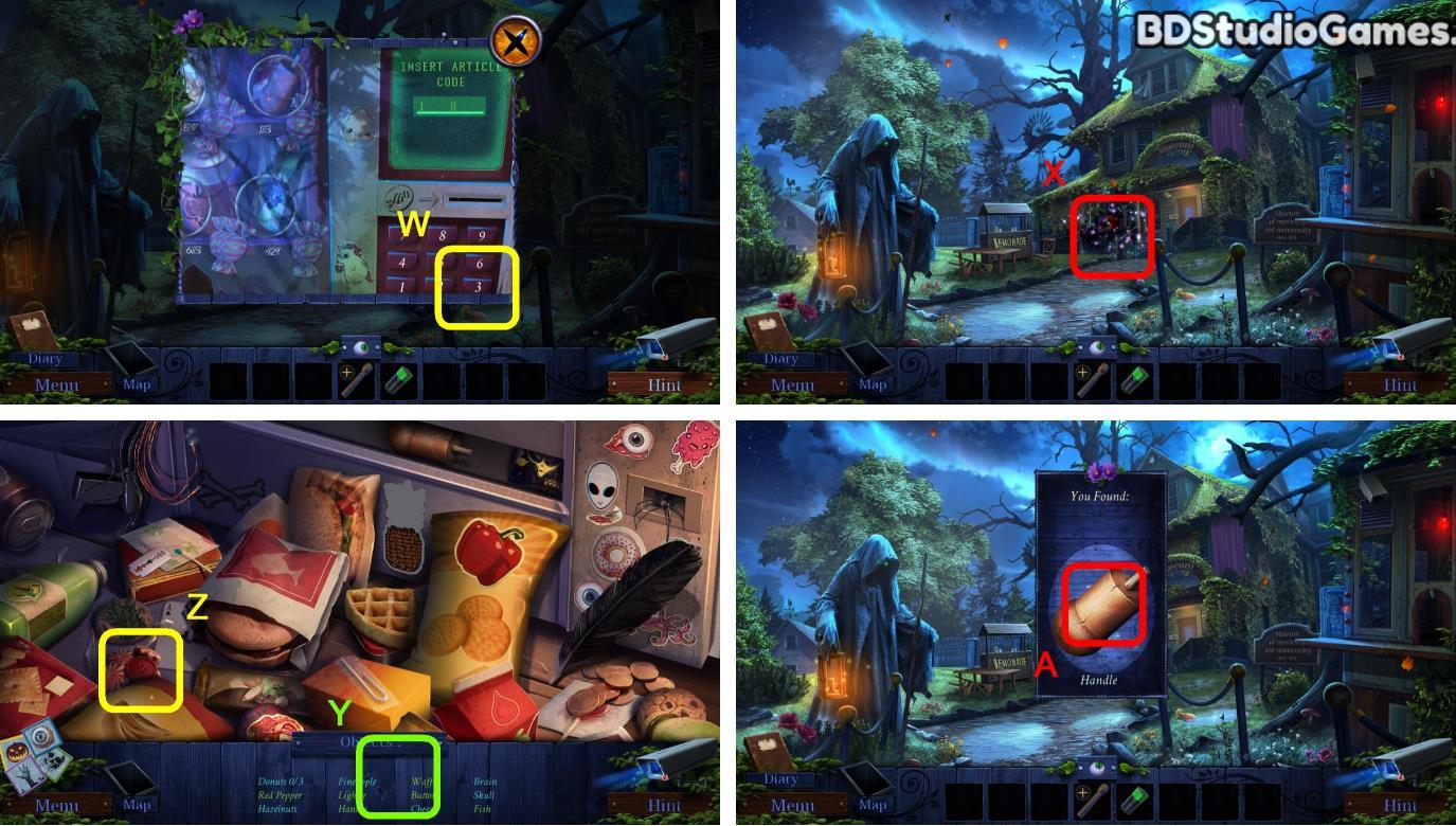 Demon Hunter 5: Ascendance Walkthrough Screenshot 0009