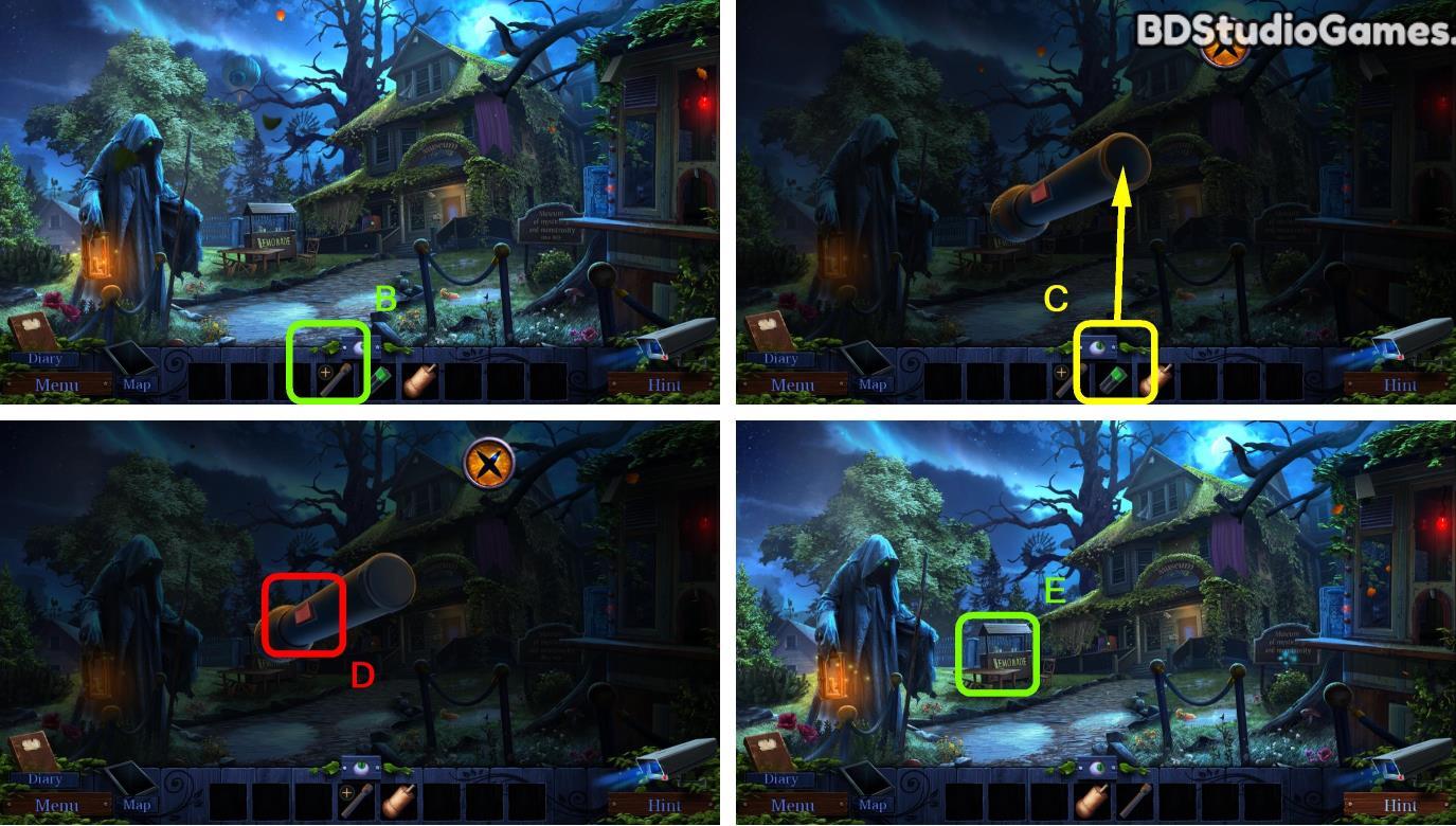 Demon Hunter 5: Ascendance Walkthrough Screenshot 0010