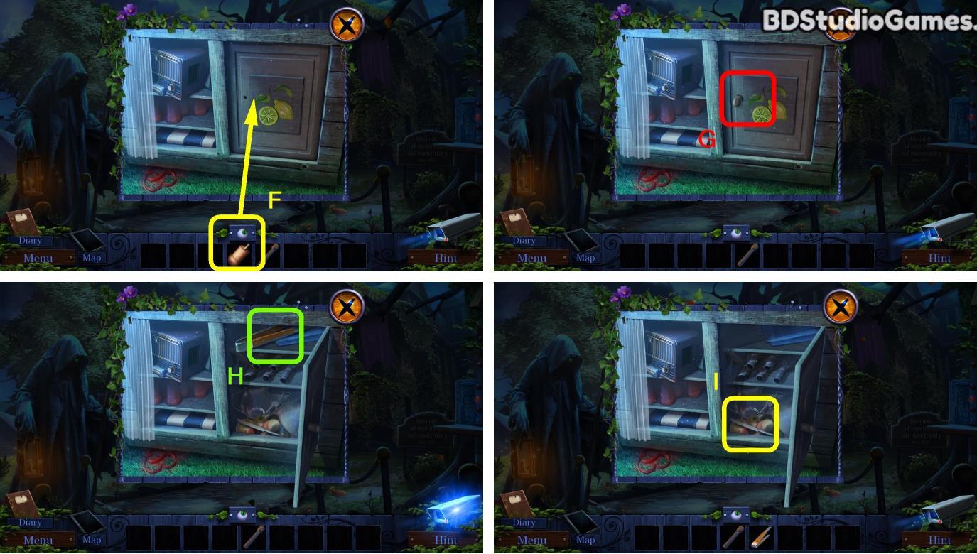 Demon Hunter 5: Ascendance Walkthrough Screenshot 0011