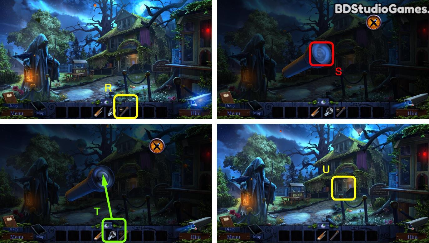 Demon Hunter 5: Ascendance Walkthrough Screenshot 0014