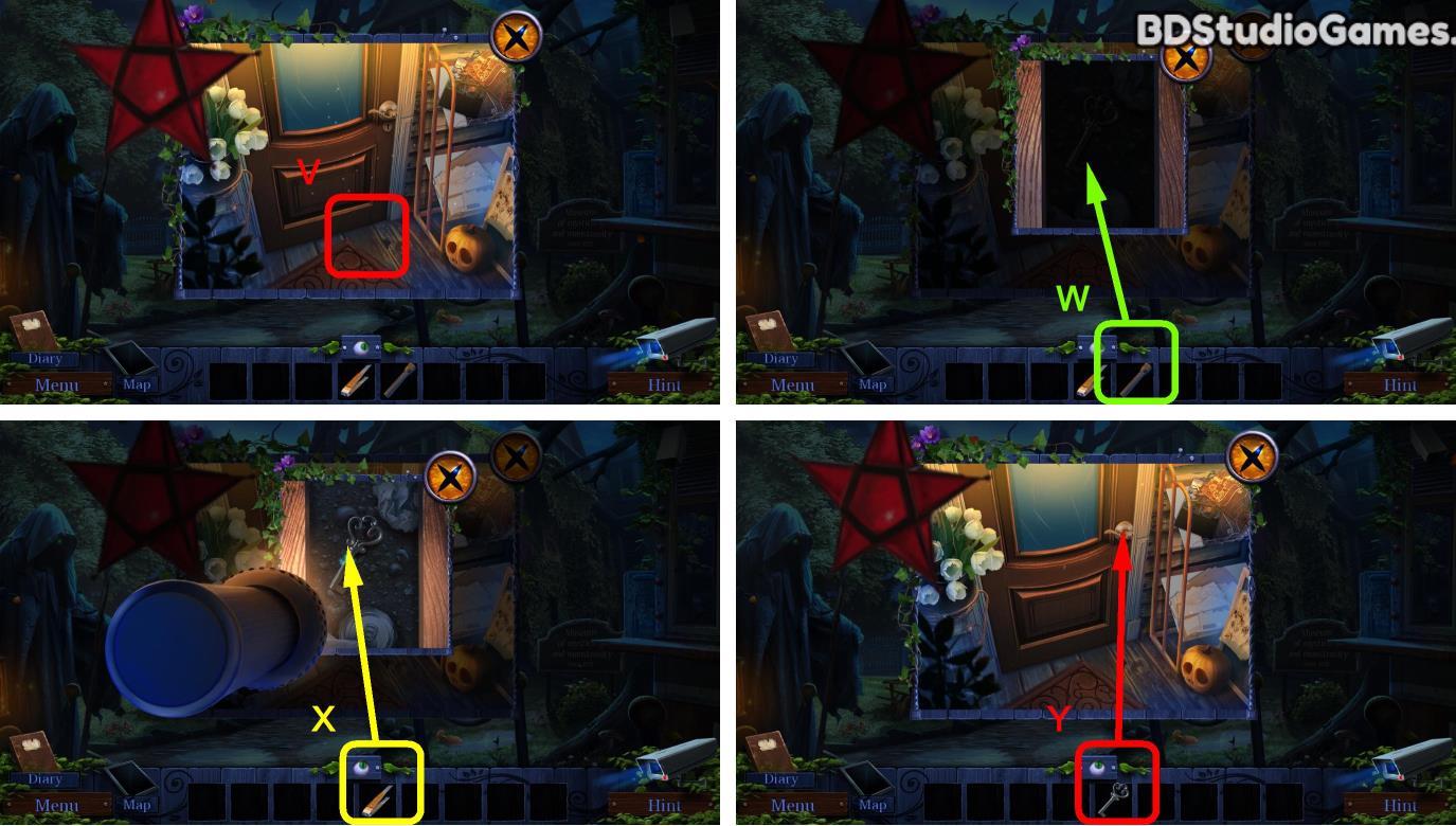 Demon Hunter 5: Ascendance Walkthrough Screenshot 0015