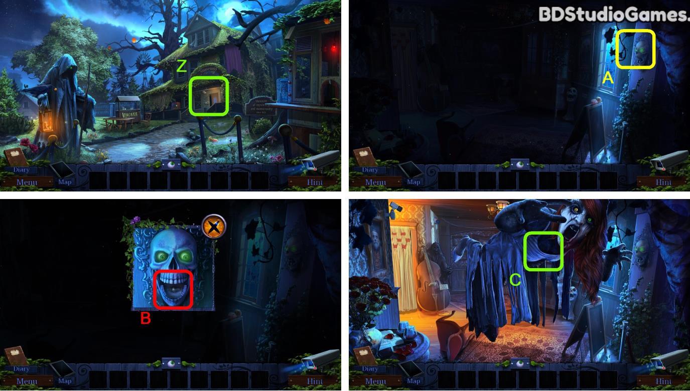 Demon Hunter 5: Ascendance Walkthrough Screenshot 0016