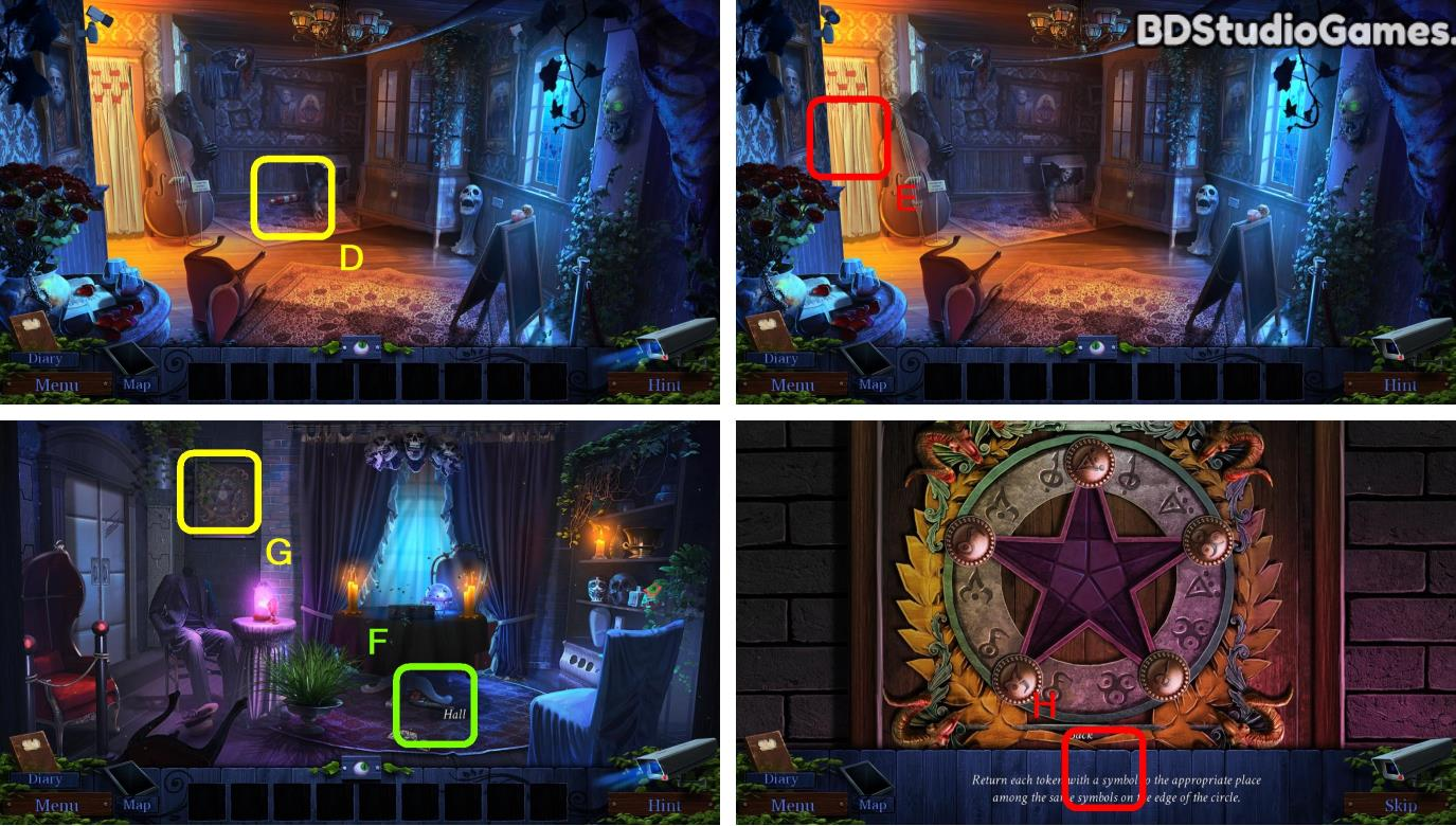 Demon Hunter 5: Ascendance Walkthrough Screenshot 0017
