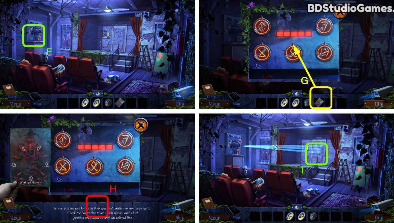 Demon Hunter 5: Ascendance Walkthrough Screenshot 0042