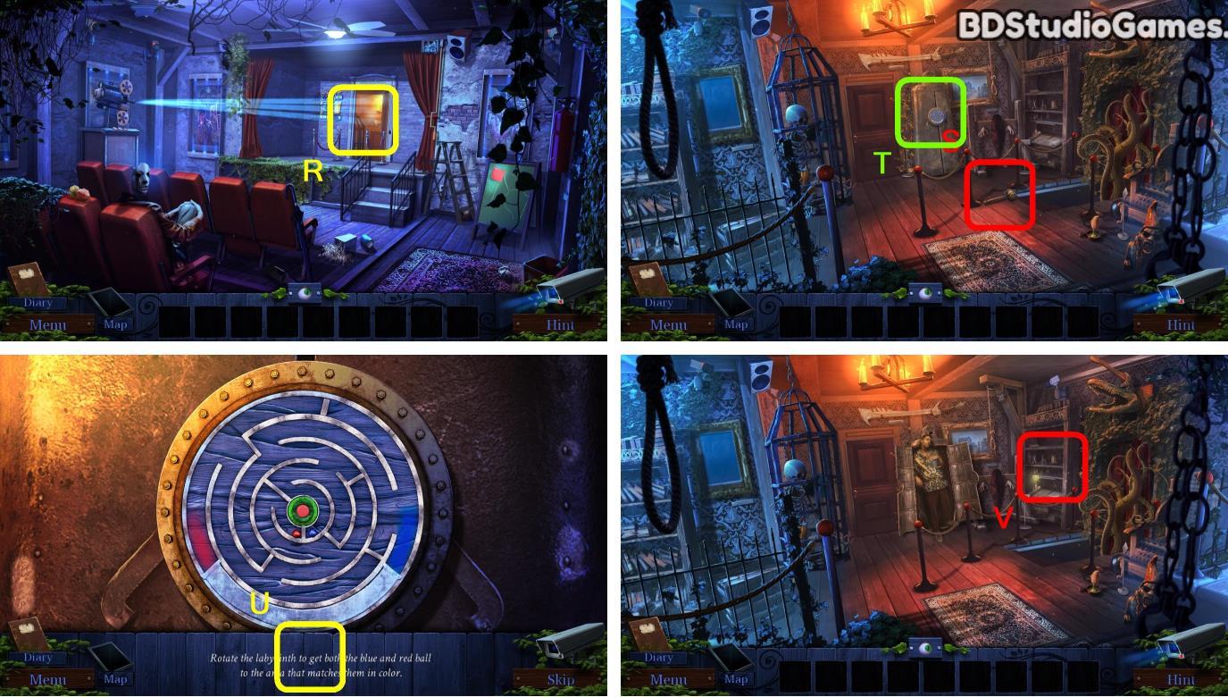 Demon Hunter 5: Ascendance Walkthrough Screenshot 0045