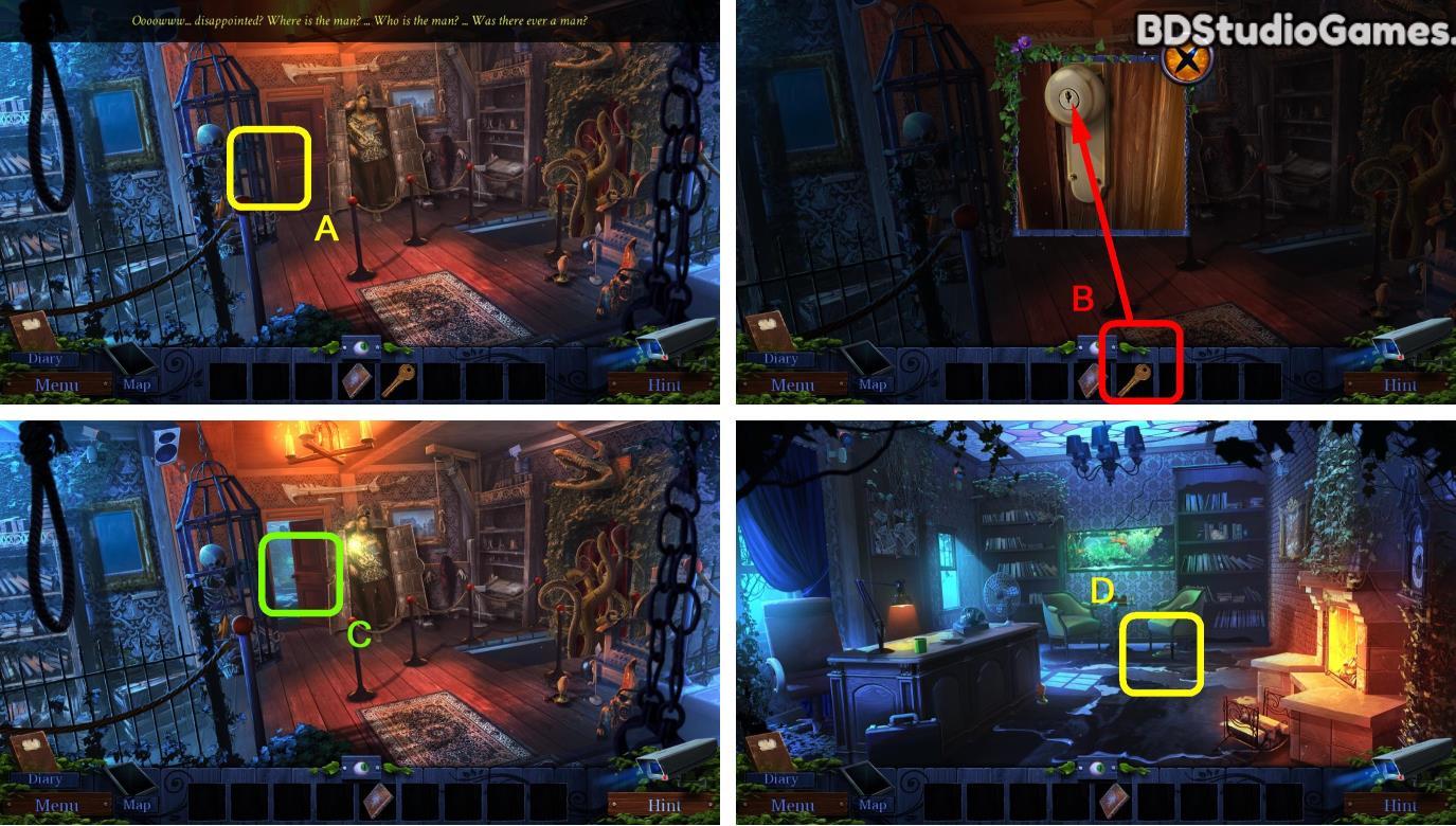 Demon Hunter 5: Ascendance Walkthrough Screenshot 0047