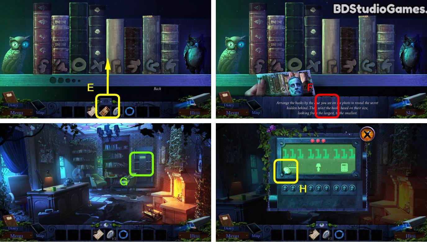 Demon Hunter 5: Ascendance Walkthrough Screenshot 0055