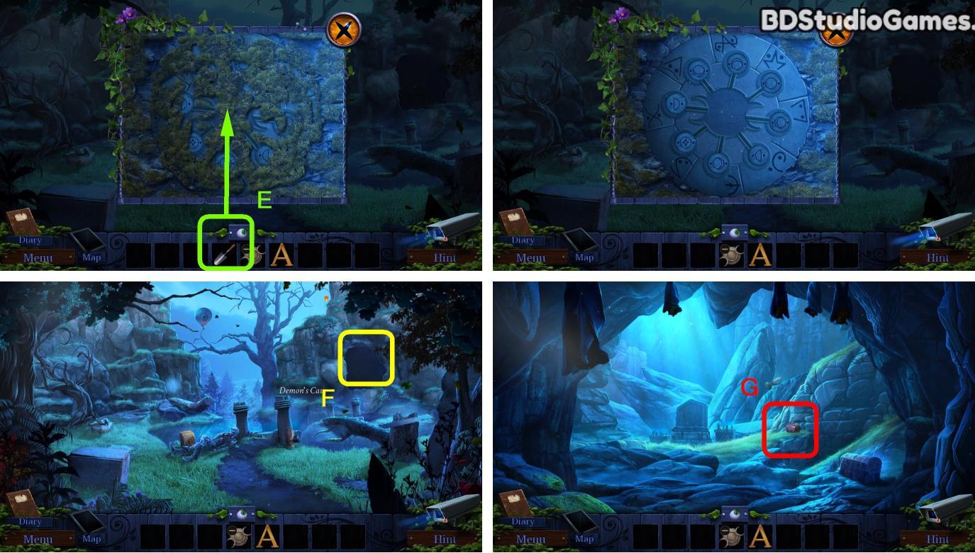 Demon Hunter 5: Ascendance Walkthrough Screenshot 0265