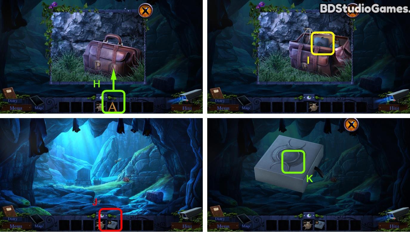 Demon Hunter 5: Ascendance Walkthrough Screenshot 0266