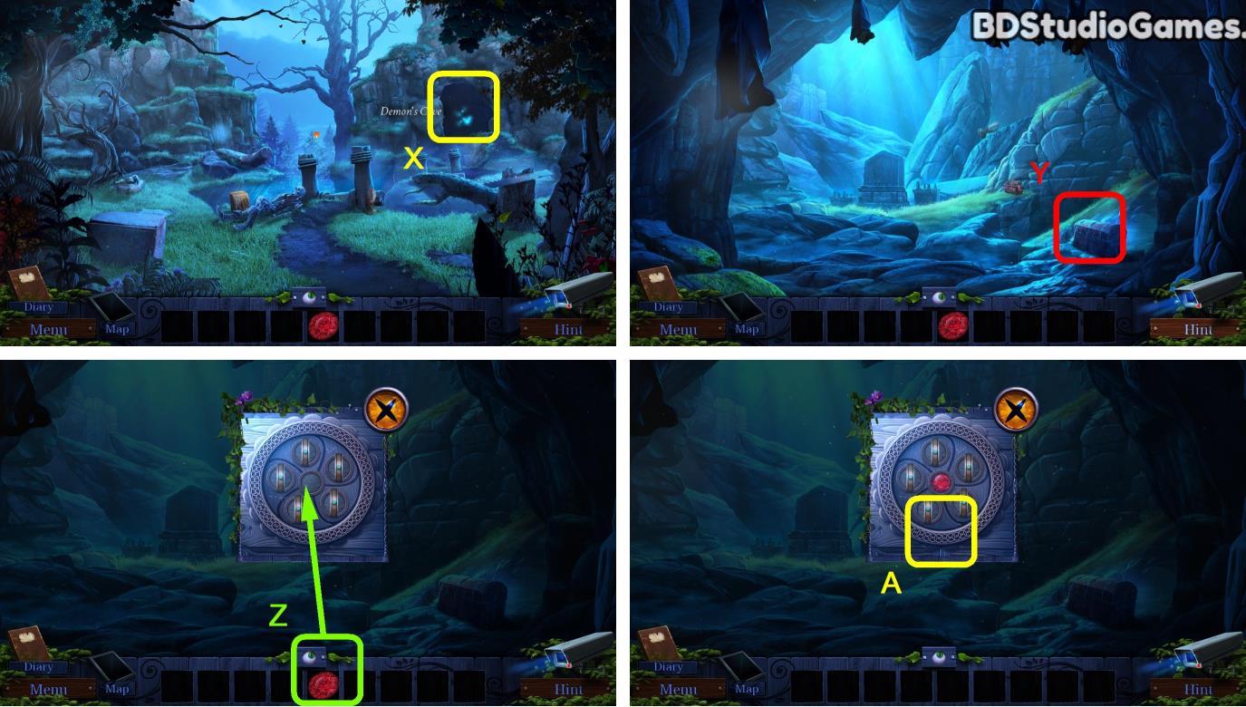 Demon Hunter 5: Ascendance Walkthrough Screenshot 0270