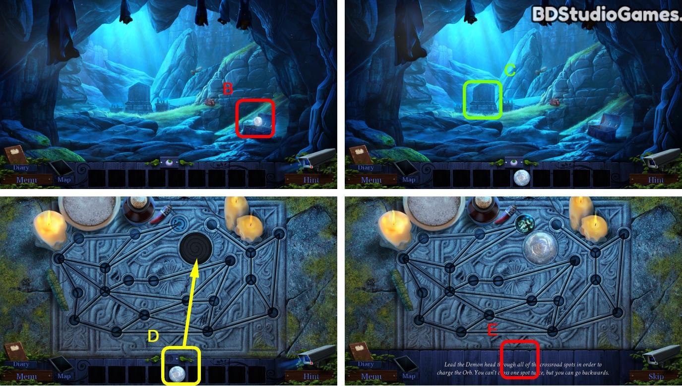 Demon Hunter 5: Ascendance Walkthrough Screenshot 0271