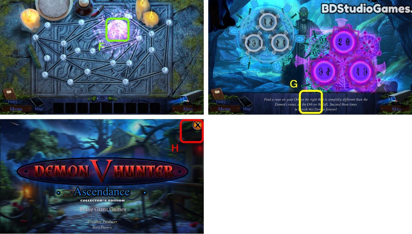 Demon Hunter 5: Ascendance Walkthrough Screenshot 0272