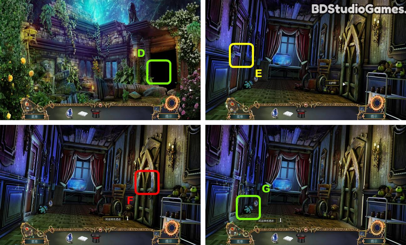 Demon Hunter: Chronicles From Beyond Bonus Chapter Walkthrough Screenshot 0024