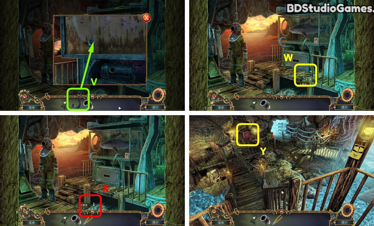 demon hunter chronicles from beyond walkthrough Screenshot 0101