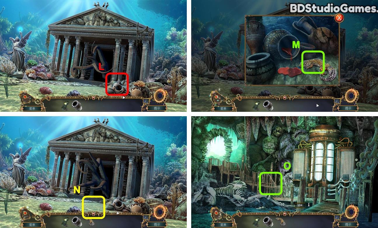demon hunter chronicles from beyond walkthrough Screenshot 0105