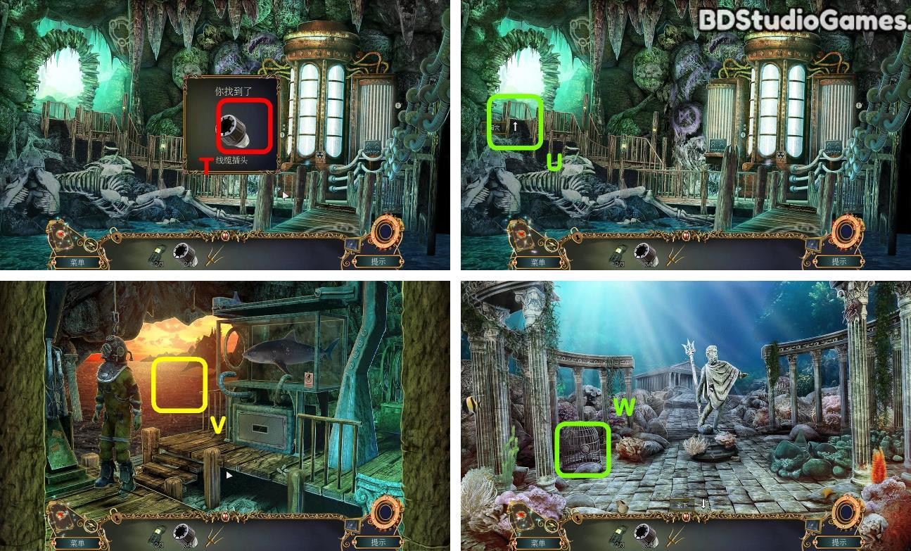demon hunter chronicles from beyond walkthrough Screenshot 0107