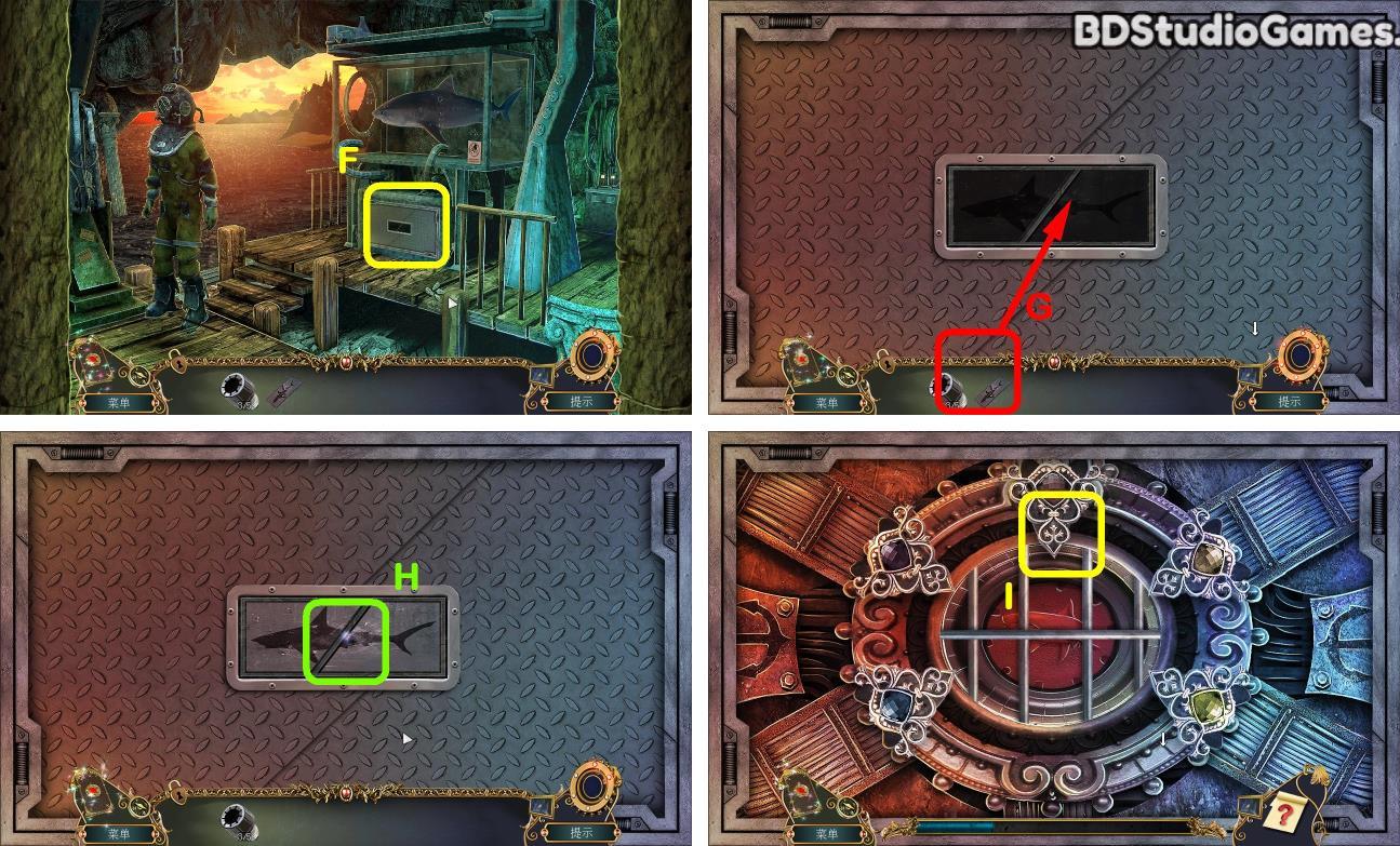demon hunter chronicles from beyond walkthrough Screenshot 0110