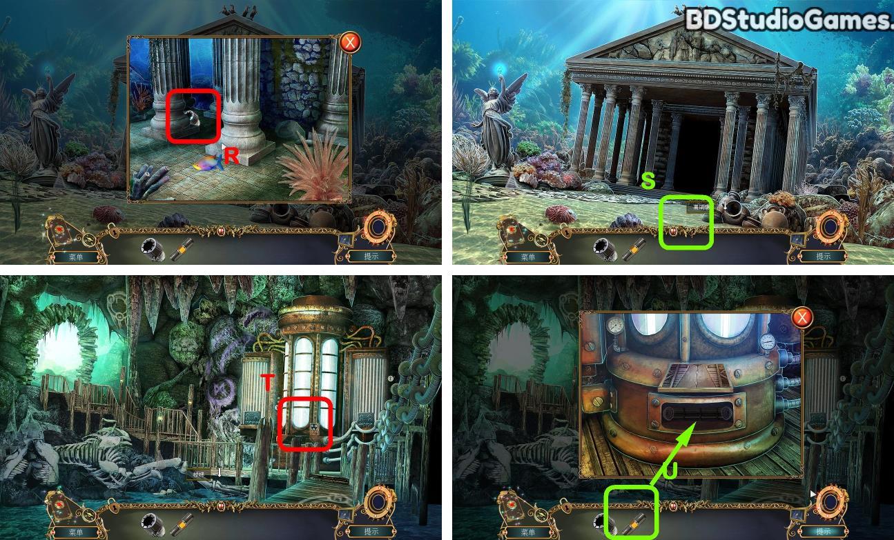demon hunter chronicles from beyond walkthrough Screenshot 0113