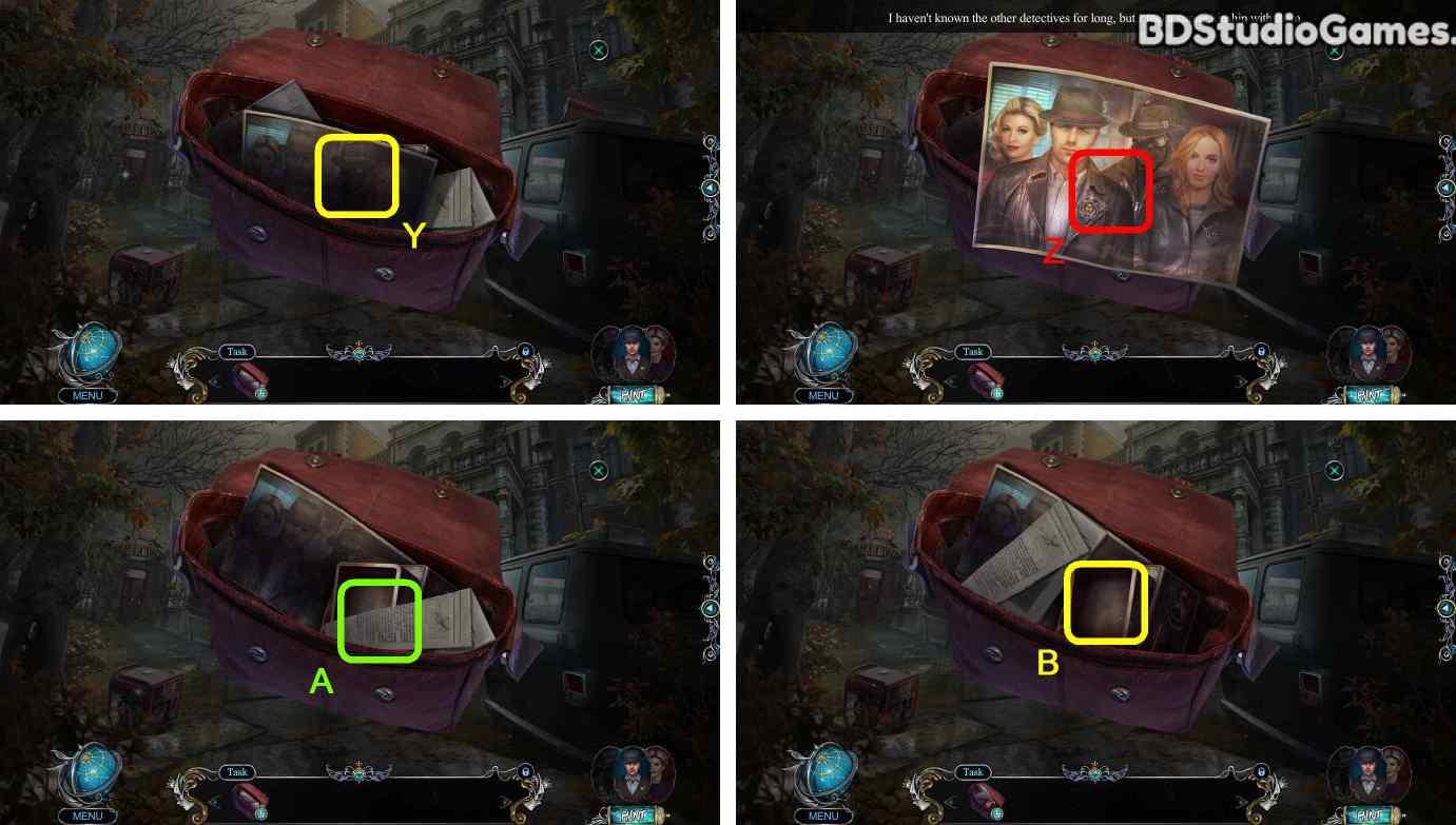 Detectives United: The Darkest Shrine Walkthrough Screenshot 0003
