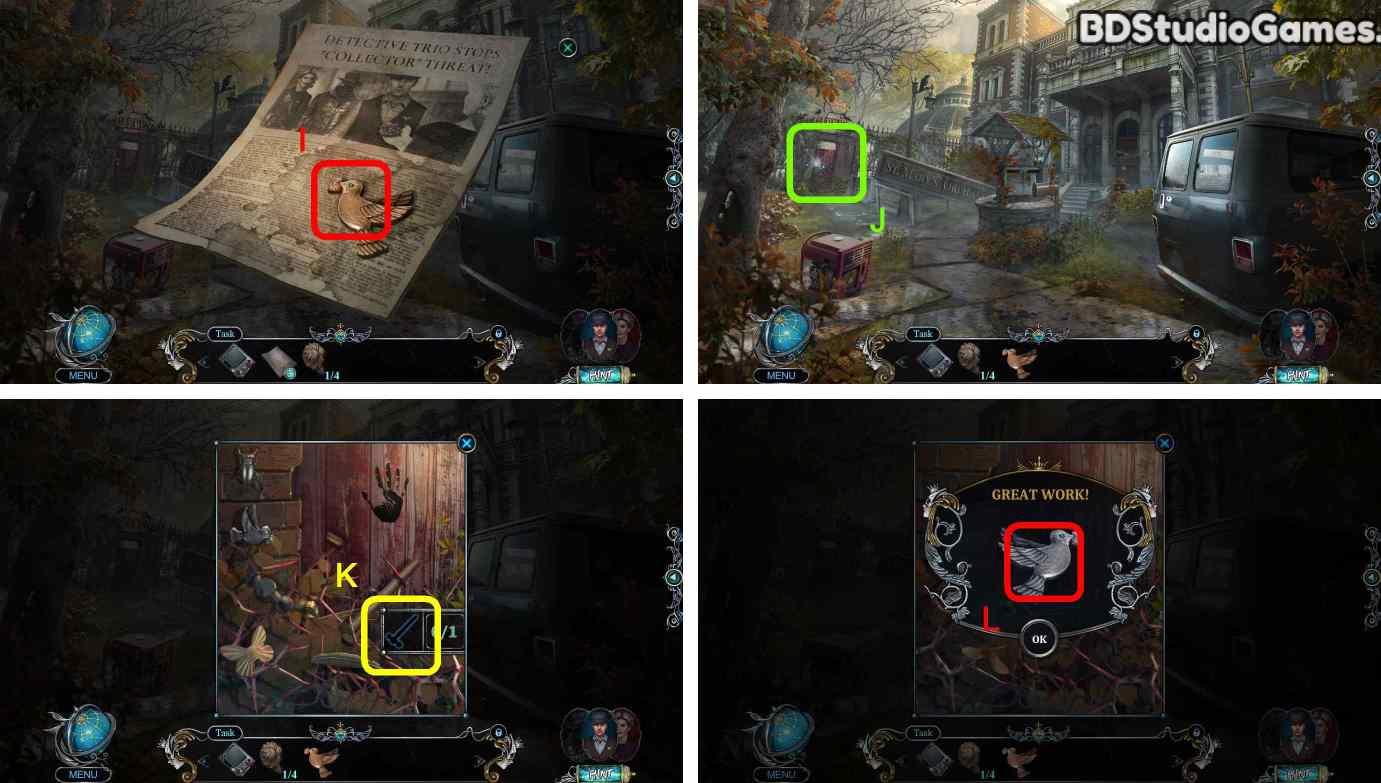 Detectives United: The Darkest Shrine Walkthrough Screenshot 0005
