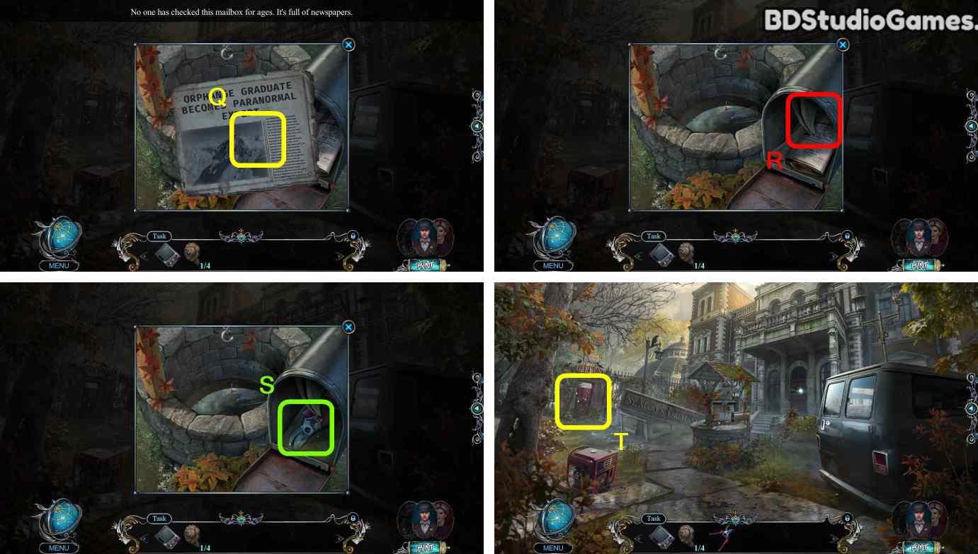 Detectives United: The Darkest Shrine Walkthrough Screenshot 0007