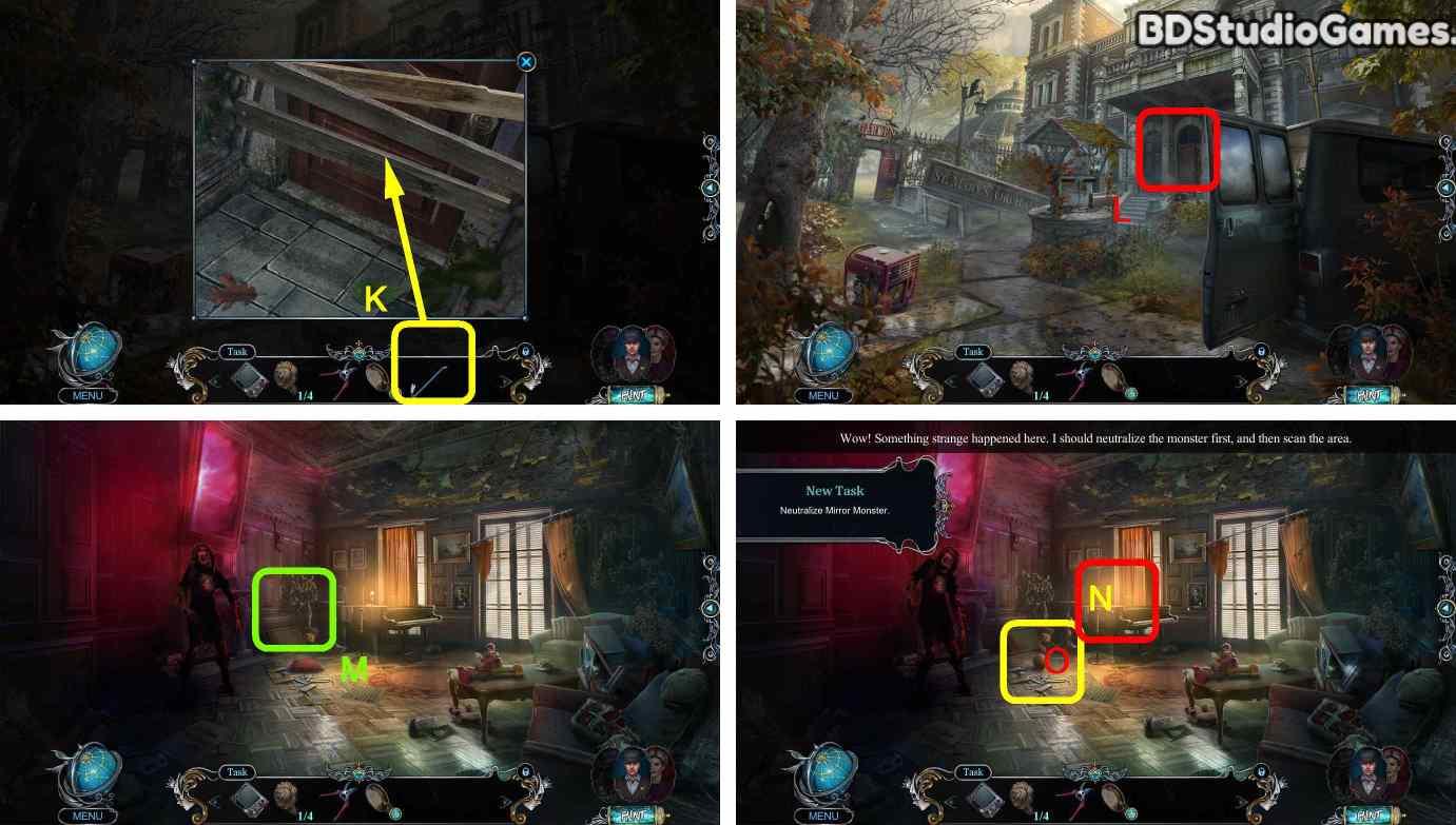 Detectives United: The Darkest Shrine Walkthrough Screenshot 0012