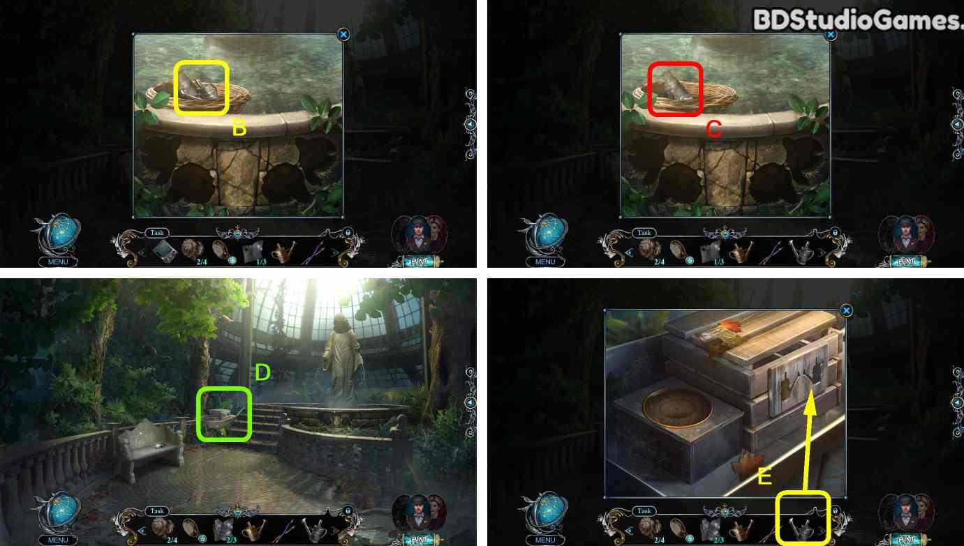Detectives United: The Darkest Shrine Walkthrough Screenshot 0016