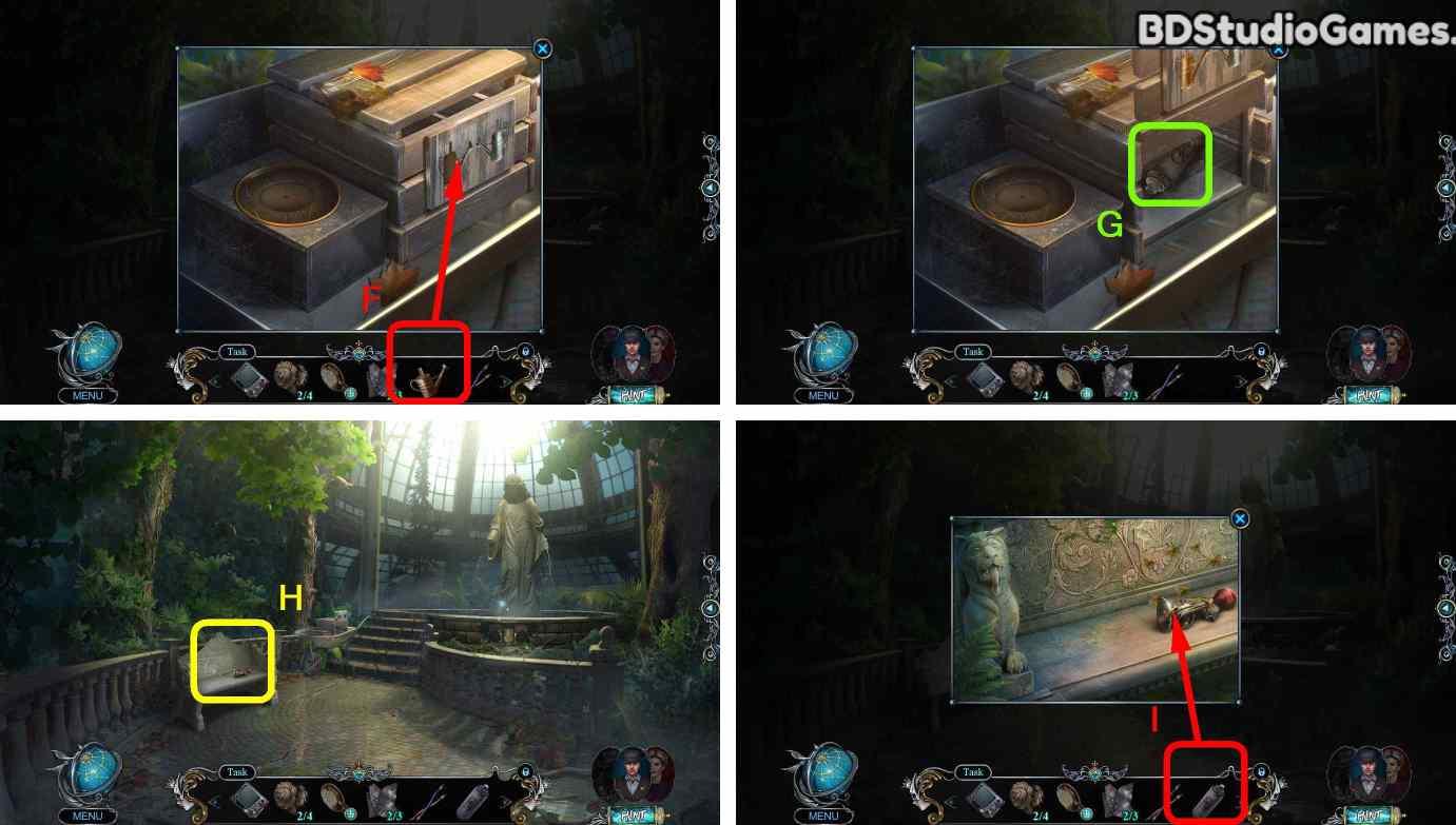 Detectives United: The Darkest Shrine Walkthrough Screenshot 0017