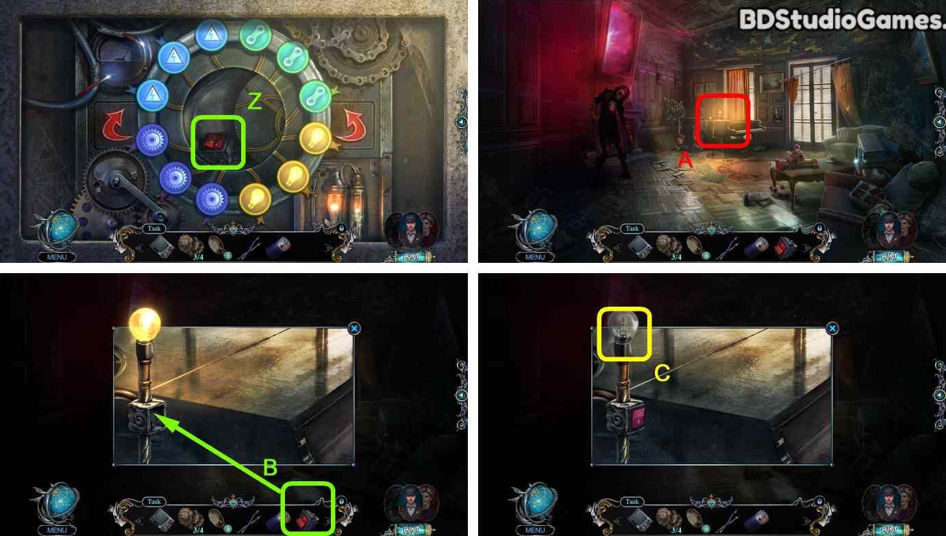 Detectives United: The Darkest Shrine Walkthrough Screenshot 0022