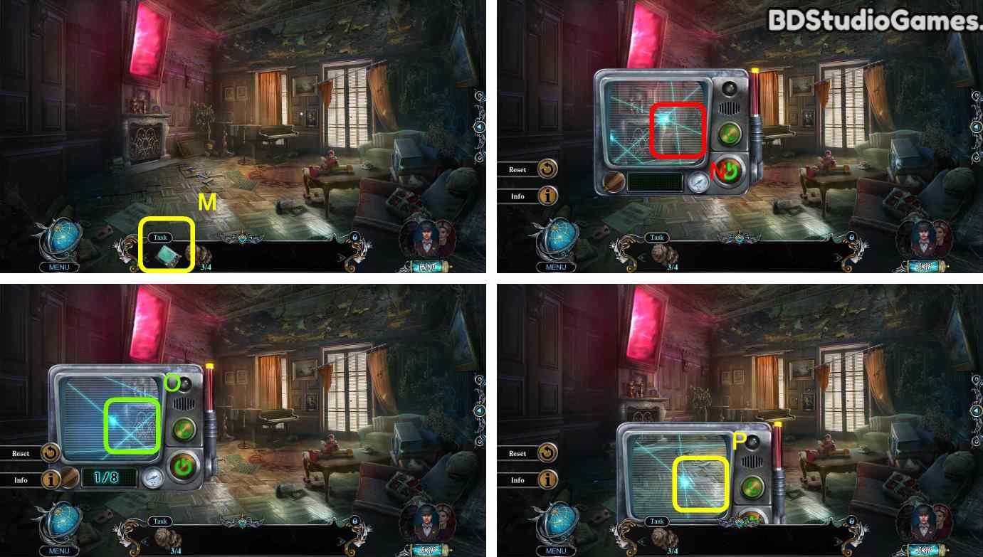 Detectives United: The Darkest Shrine Walkthrough Screenshot 0025