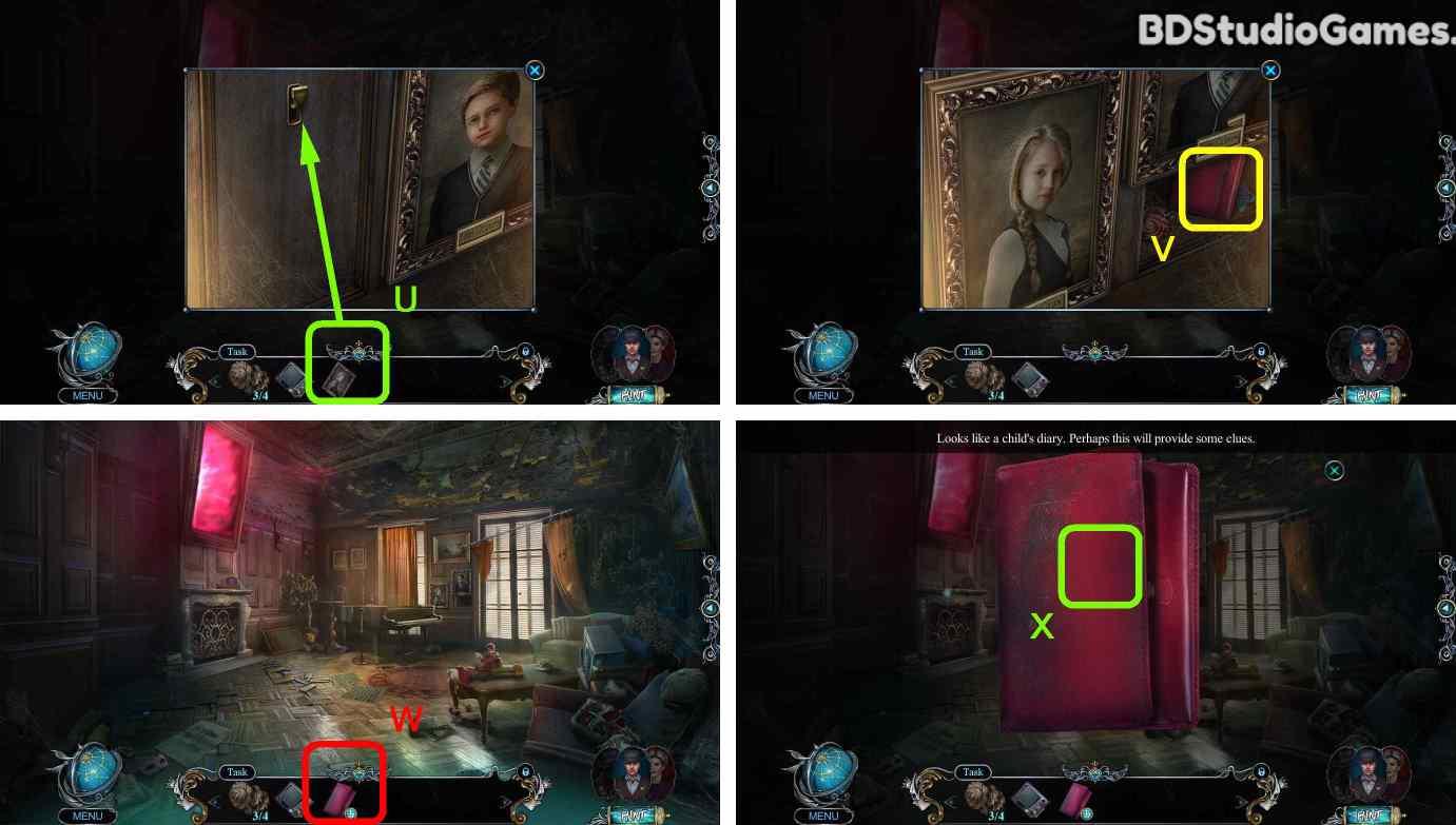 Detectives United: The Darkest Shrine Walkthrough Screenshot 0027