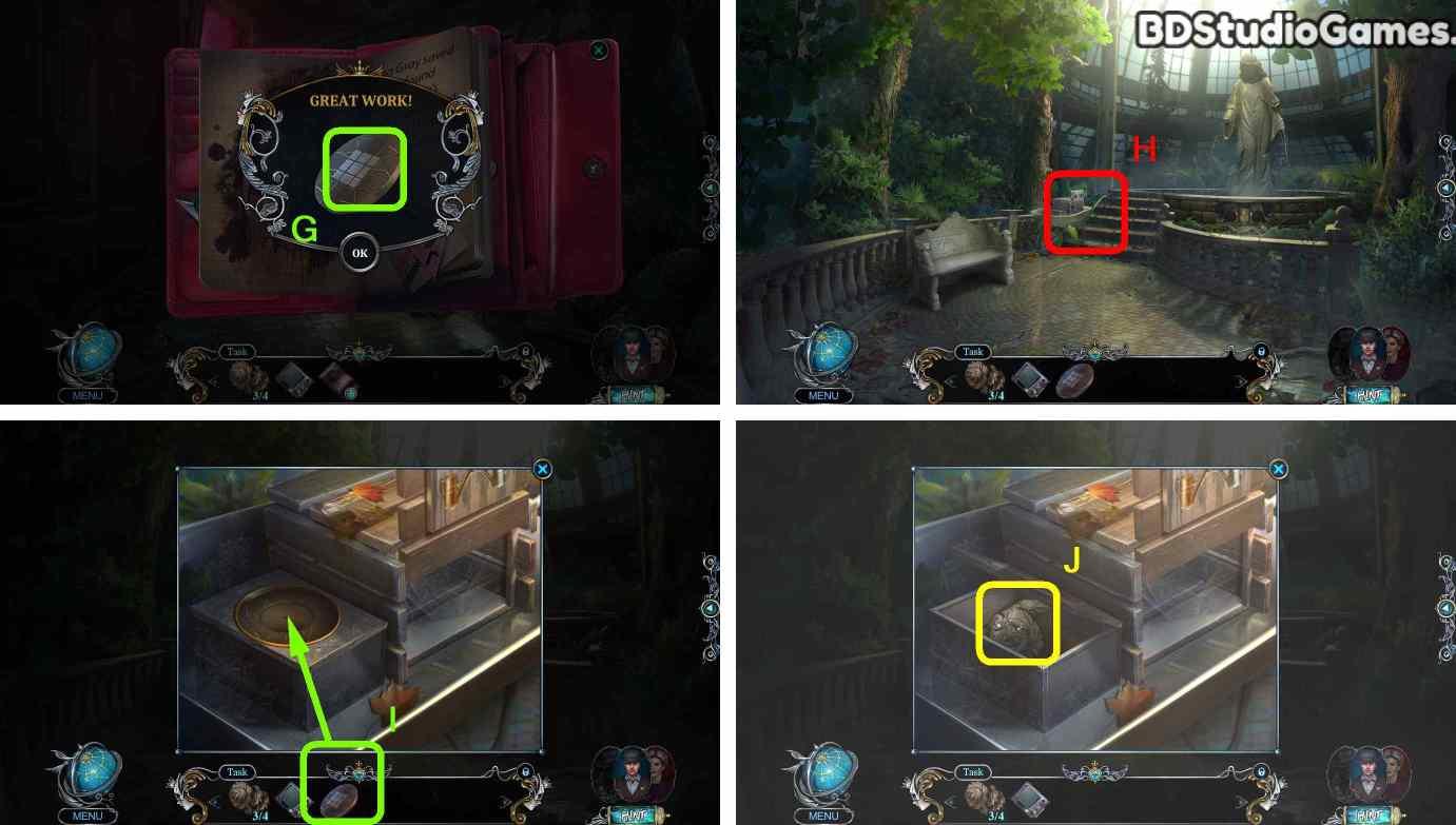 Detectives United: The Darkest Shrine Walkthrough Screenshot 0030