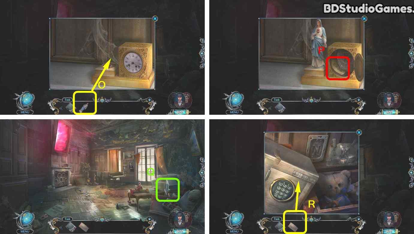 Detectives United: The Darkest Shrine Walkthrough Screenshot 0032