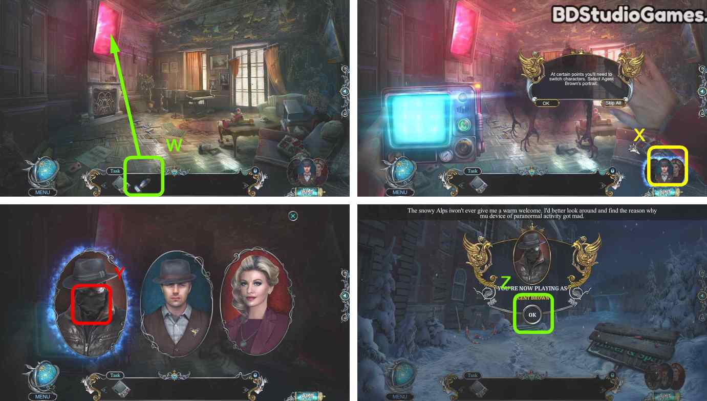 Detectives United: The Darkest Shrine Walkthrough Screenshot 0034