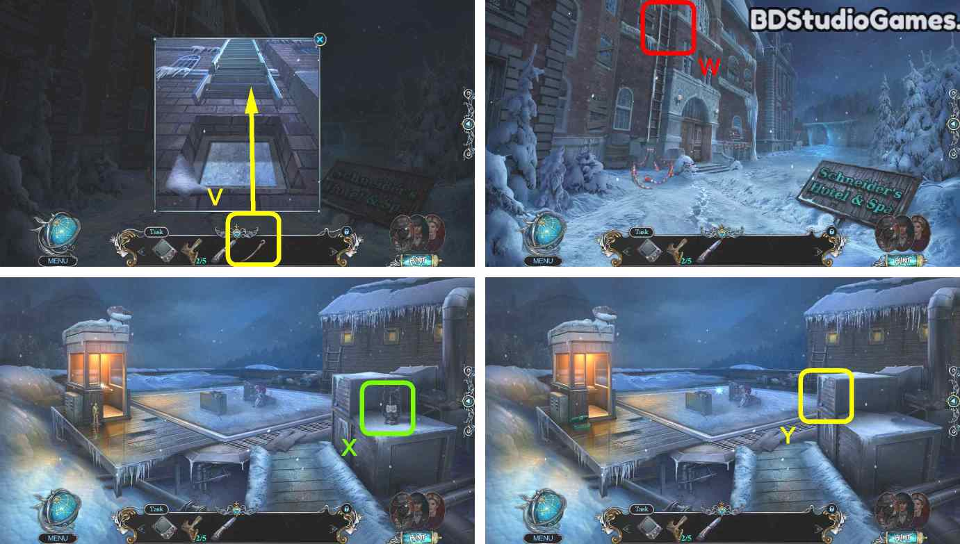 Detectives United: The Darkest Shrine Walkthrough Screenshot 0040
