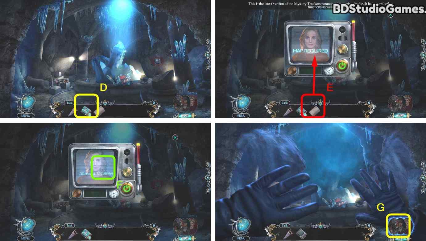 Detectives United: The Darkest Shrine Walkthrough Screenshot 0061