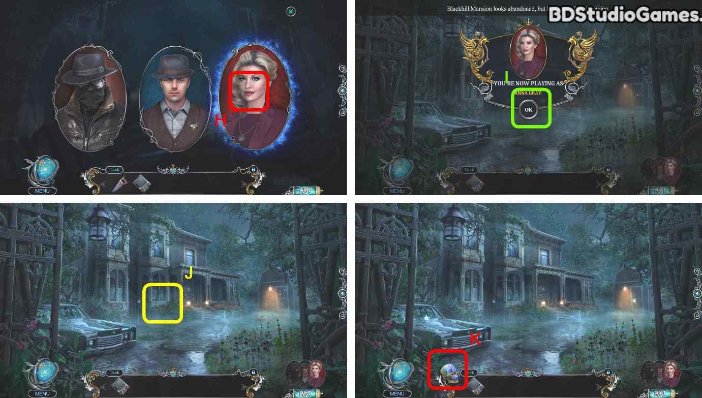 Detectives United: The Darkest Shrine Walkthrough Screenshot 0062
