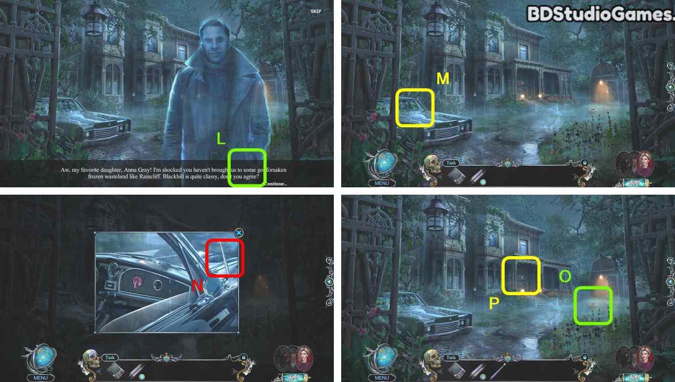 Detectives United: The Darkest Shrine Walkthrough Screenshot 0063