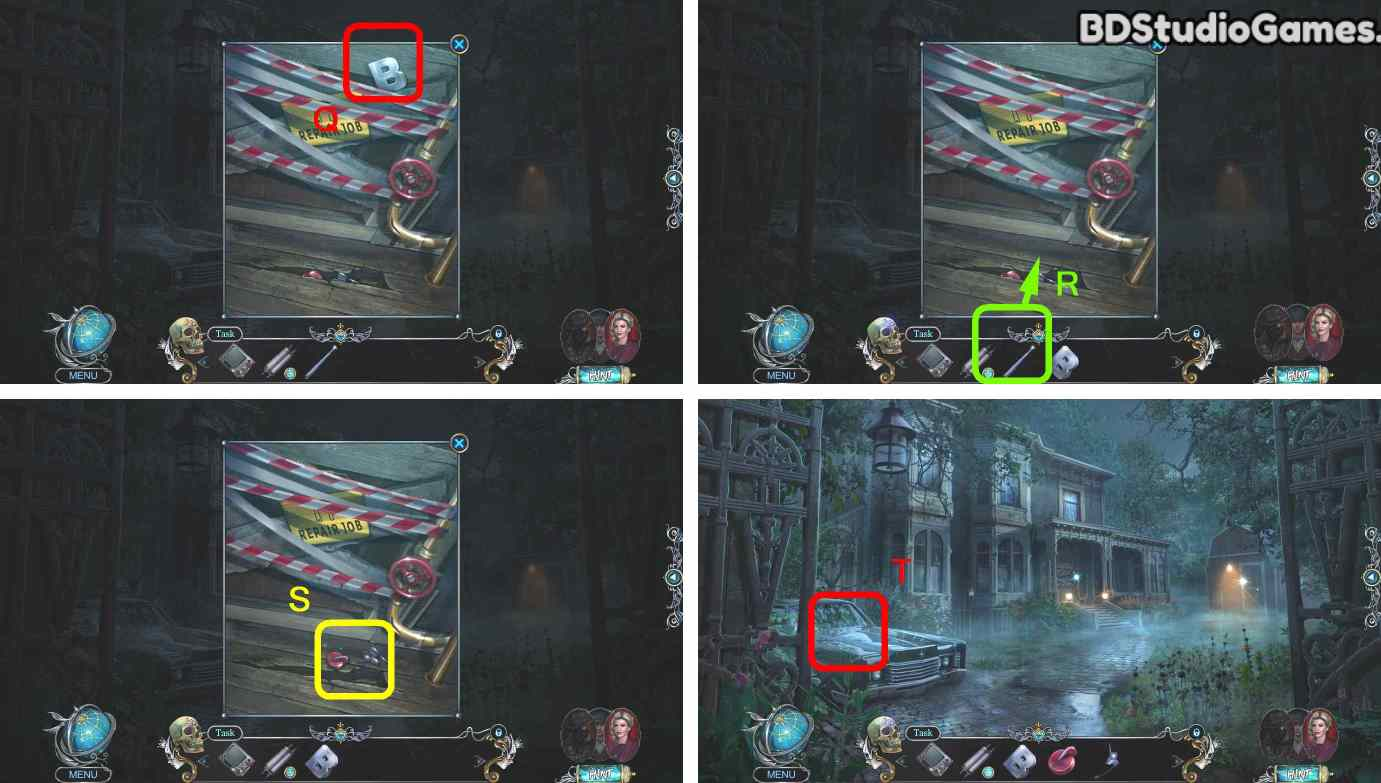 Detectives United: The Darkest Shrine Walkthrough Screenshot 0064