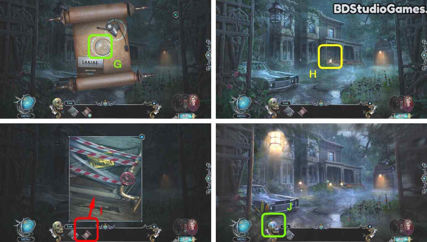 Detectives United: The Darkest Shrine Walkthrough Screenshot 0068