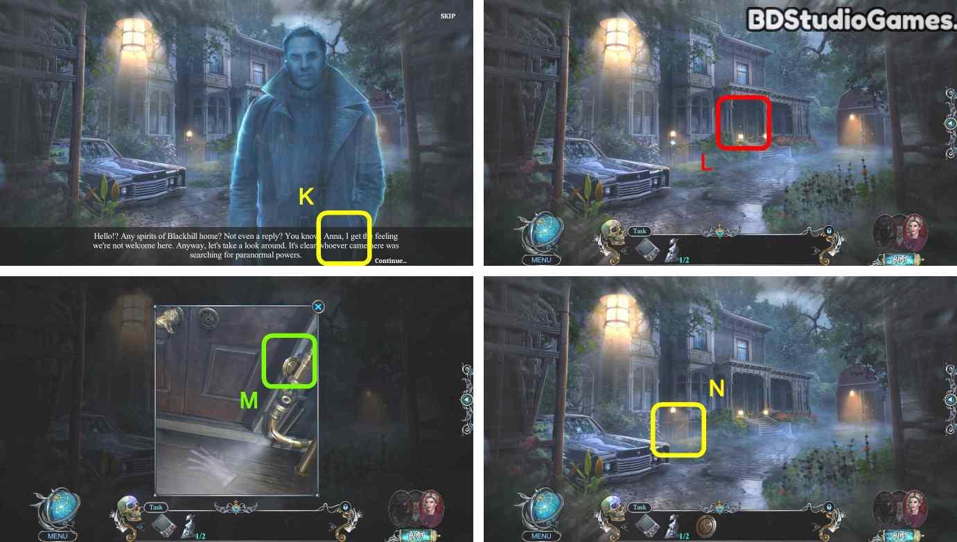 Detectives United: The Darkest Shrine Walkthrough Screenshot 0069