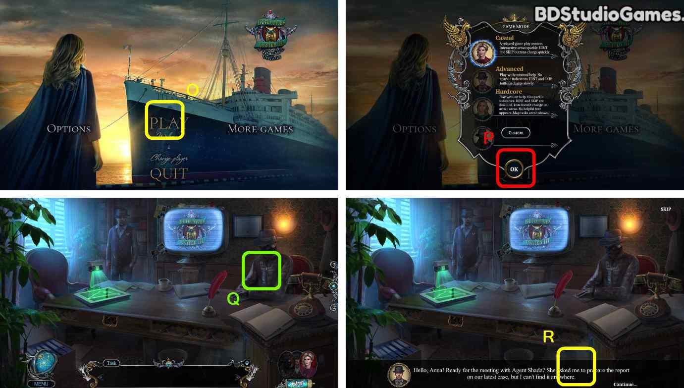 Detectives United: Timeless Voyage Walkthrough Screenshot 0001