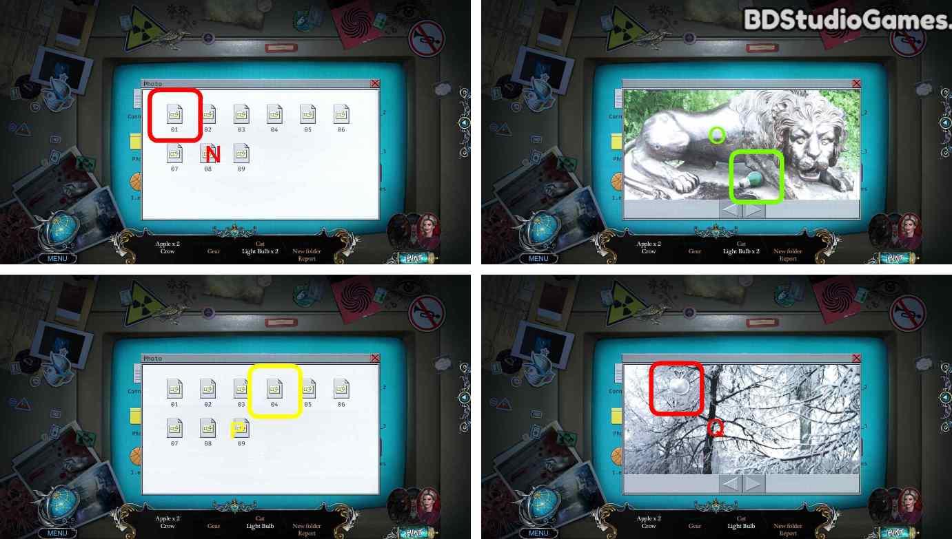 Detectives United: Timeless Voyage Walkthrough Screenshot 0006