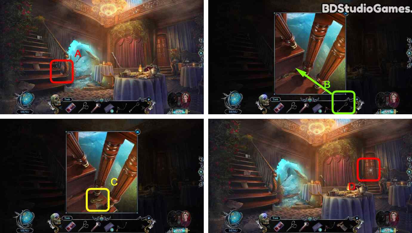 Detectives United: Timeless Voyage Walkthrough Screenshot 0016